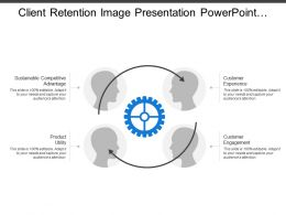 Client Retention Image Presentation Powerpoint Templates