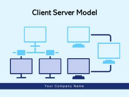 Client Server Model Networked Printer Database Working