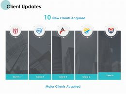 Client Updates Acquired Ppt Powerpoint Presentation Icon Visual Aids