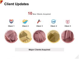 Client Updates Acquired Ppt Powerpoint Presentation Model
