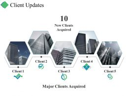Client Updates Ppt Summary Graphic Images