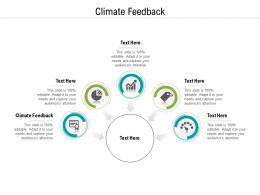 Climate Feedback Ppt Powerpoint Presentation Summary Designs Download Cpb