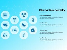 Clinical Biochemistry Ppt Powerpoint Presentation Styles Graphic Tips