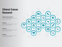 Clinical Cancer Research Ppt Powerpoint Presentation Professional Layouts