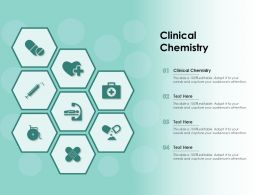 Clinical Chemistry Ppt Powerpoint Presentation File Templates