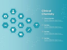 Clinical Chemistry Ppt Powerpoint Presentation Professional Guidelines