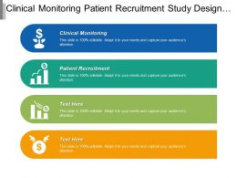 Clinical Monitoring Patient Recruitment Study Design Operational Planning Cpb