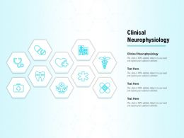 Clinical Neurophysiology Ppt Powerpoint Presentation Outline Topics