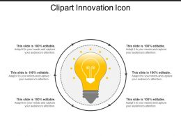 Clipart Innovation Icon