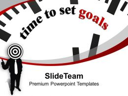 clock_reminds_time_to_set_goals_powerpoint_templates_ppt_backgrounds_for_slides_0213_Slide01