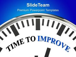 clock_with_word_time_to_improve_powerpoint_templates_ppt_backgrounds_for_slides_0213_Slide01