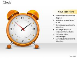 clocks_powerpoint_template_slide_Slide01