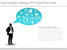 Cloud Analytics Strategy Ppt Powerpoint Guide