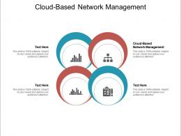 Cloud Based Network Management Ppt Powerpoint Presentation Slides Graphics Cpb