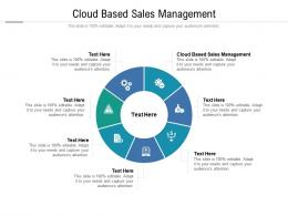 Cloud Based Sales Management Ppt Powerpoint Presentation Icon Structure Cpb