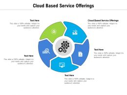 Cloud Based Service Offerings Ppt Powerpoint Presentation Icon Styles Cpb