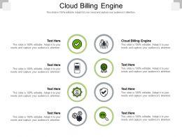 Cloud Billing Engine Ppt Powerpoint Presentation Slides Diagrams Cpb