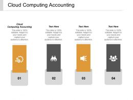 Cloud Computing Accounting Ppt Powerpoint Presentation File Graphics Cpb