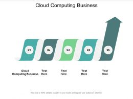 Cloud Computing Business Ppt Powerpoint Presentation File Tips Cpb