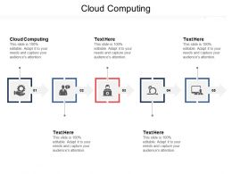 Cloud Computing Ppt Powerpoint Presentation File Summary Cpb