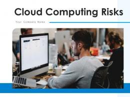 Cloud Computing Risks Investment Performance Infrastructure Management Governance