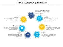Cloud Computing Scalability Ppt Powerpoint Presentation Model Format Ideas Cpb