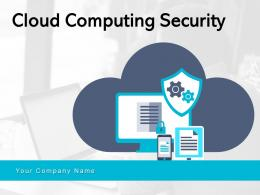 Cloud Computing Security Organisation Assessments Service Categories Responsibility