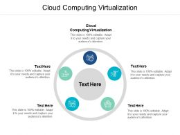 Cloud Computing Virtualization Ppt Powerpoint Presentation Outline Example Topics Cpb