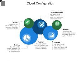 Cloud Configuration Ppt Powerpoint Presentation Model Example File Cpb