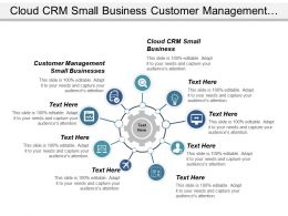 Cloud Crm Small Business Customer Management Small Businesses Cpb