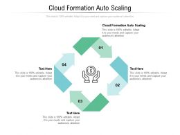 Cloud Formation Auto Scaling Ppt Powerpoint Presentation Show Ideas Cpb