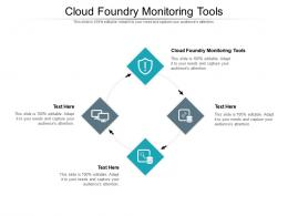 Cloud Foundry Monitoring Tools Ppt Powerpoint Presentation Pictures Topics Cpb