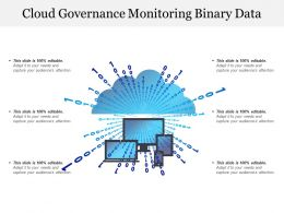 Cloud Governance Monitoring Binary Data