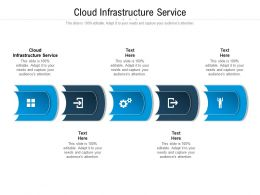 Cloud Infrastructure Service Ppt Powerpoint Presentation File Portrait Cpb