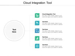 Cloud Integration Tool Ppt Powerpoint Presentation Professional Backgrounds Cpb