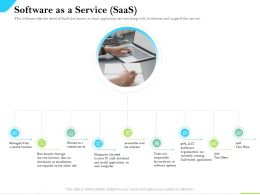 Cloud Service Providers Software As A Service Remote Server Ppt Powerpoint Themes