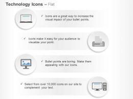 Cloud Services Printer Technology Improvement Ppt Icons Graphics