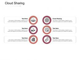 Cloud Sharing Ppt Powerpoint Presentation Infographic Template Samples Cpb