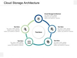 Cloud Storage Architecture Ppt Powerpoint Presentation Pictures Graphics Download Cpb