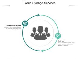 Cloud Storage Services Ppt Powerpoint Summary Background Image Cpb