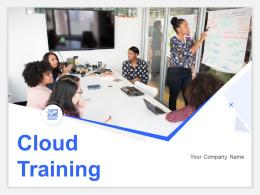 Cloud Training Powerpoint Presentation Slides