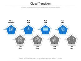 Cloud Transition Ppt Powerpoint Presentation Show Elements Cpb