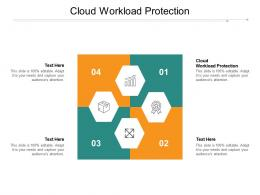 Cloud Workload Protection Ppt Powerpoint Presentation Model Objects Cpb