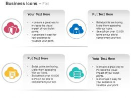 clouds_with_safety_shield_lock_files_servers_ppt_icons_graphics_Slide01