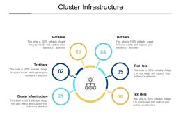 Cluster Infrastructure Ppt Powerpoint Presentation Layouts Grid Cpb
