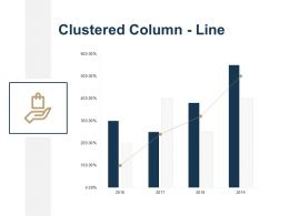 Clustered Column Line Ppt Powerpoint Presentation Pictures Graphics Download