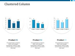 clustered_column_ppt_layouts_summary_Slide01