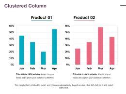 Clustered Column Ppt Tips