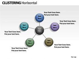 clustering_horizontal_powerpoint_presentation_slides_Slide01