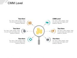 Cmm Level Ppt Powerpoint Presentation Layouts Pictures Cpb